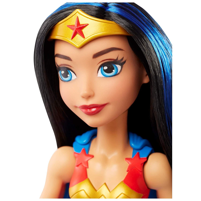 Dc Super Hero Girls- Mulher Maravilha Treinamento- Mattel-Dmm23