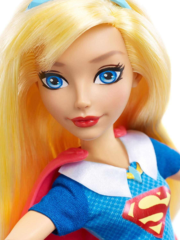 Dc Super Hero Girls- Supergirl- Mattel- DLT61
