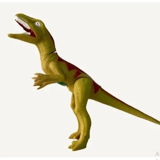 Dinossauro Adijomar Velociraptor Verde