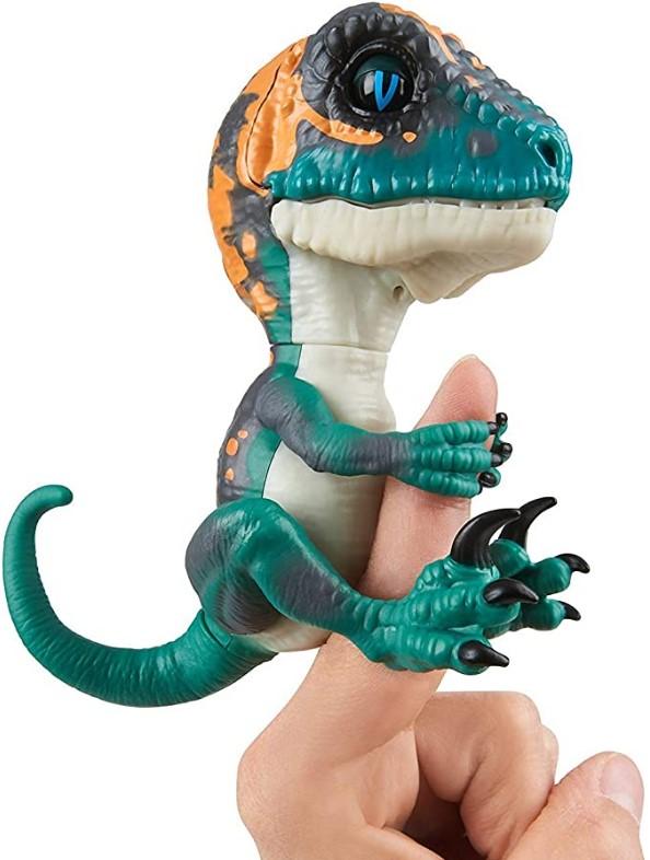 Dinossauro Interativo Com Mais de 40 Sons - Untamed - Fury