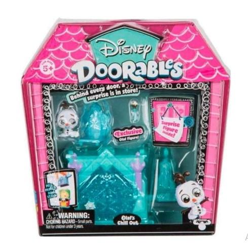 Disney Doorables Pequeno Cantinho Do Olaf - Dtc