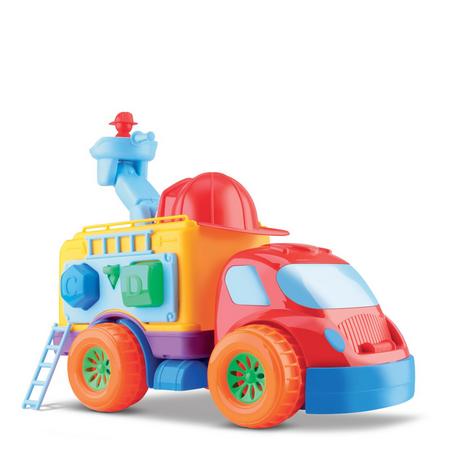 Diver for Baby Caminhãozinho de Bombeiro - Diver toys
