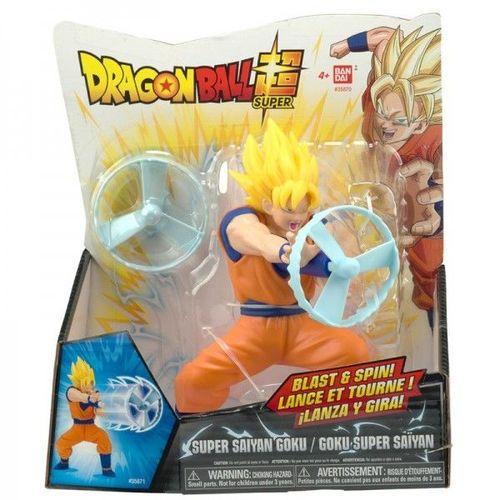 Dragon Ball Super Goku Super Sayajin com Lançador Fun