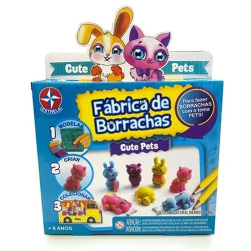 Fábricas De Borrachas Cute Pets - Estrela