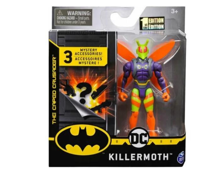 Figura Batman 4 Polegadas Original Sunny