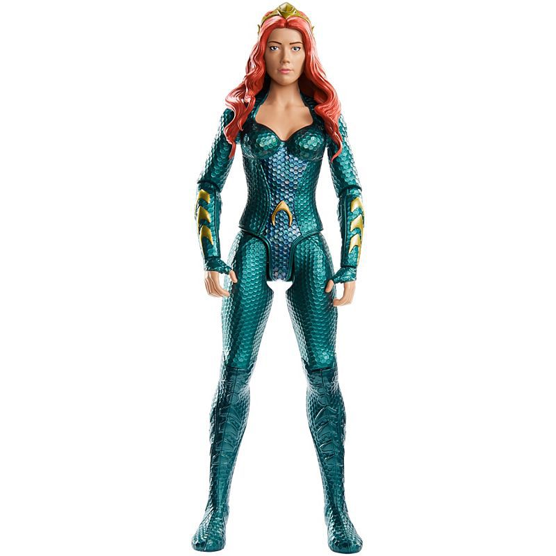 Boneco Articulado DC Aquaman - Mera - Mattel - FXF90