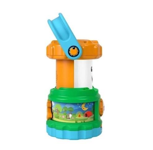 Fisher Price Lanterna Acampamento Divertido GRW51- Mattel