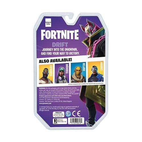 """Fortnite Figura Drift de 4"""" com Acessório - Sunny - 2052"""