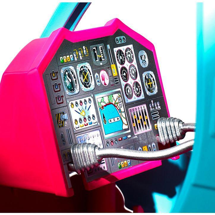 Helicóptero de Viagem Barbie - Mattel - FWY29