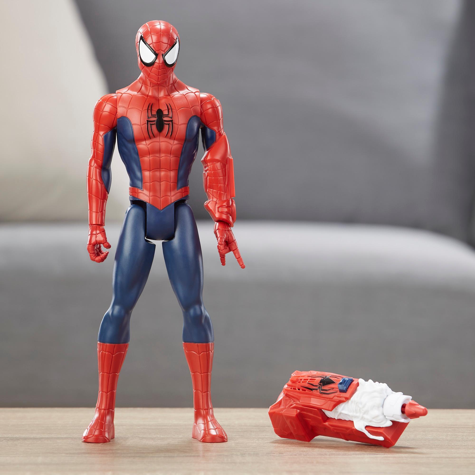 Homem-Aranha Marvel Titan Hero Power FX- Hasbro- E3552
