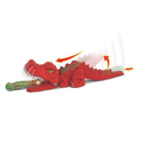 Hot Wheels - Dino Launcher - Mattel