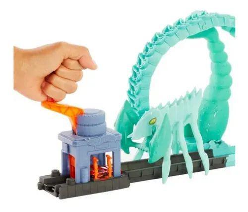 Hot Wheels City - Ataque Tóxico do Escorpião - Mattel