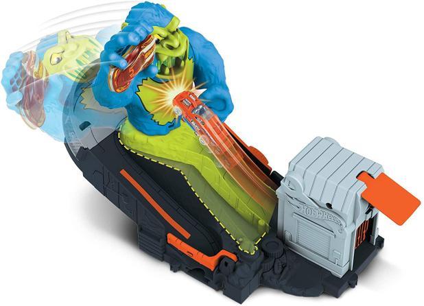 Hot Wheels City - Ataque Tóxico do Gorila - Mattel
