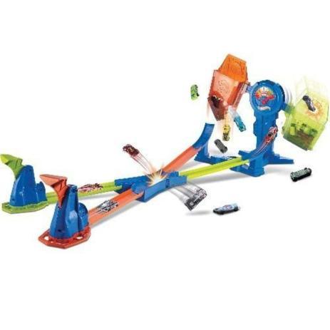 Hot Wheels - Desafio do Equilíbrio - Mattel
