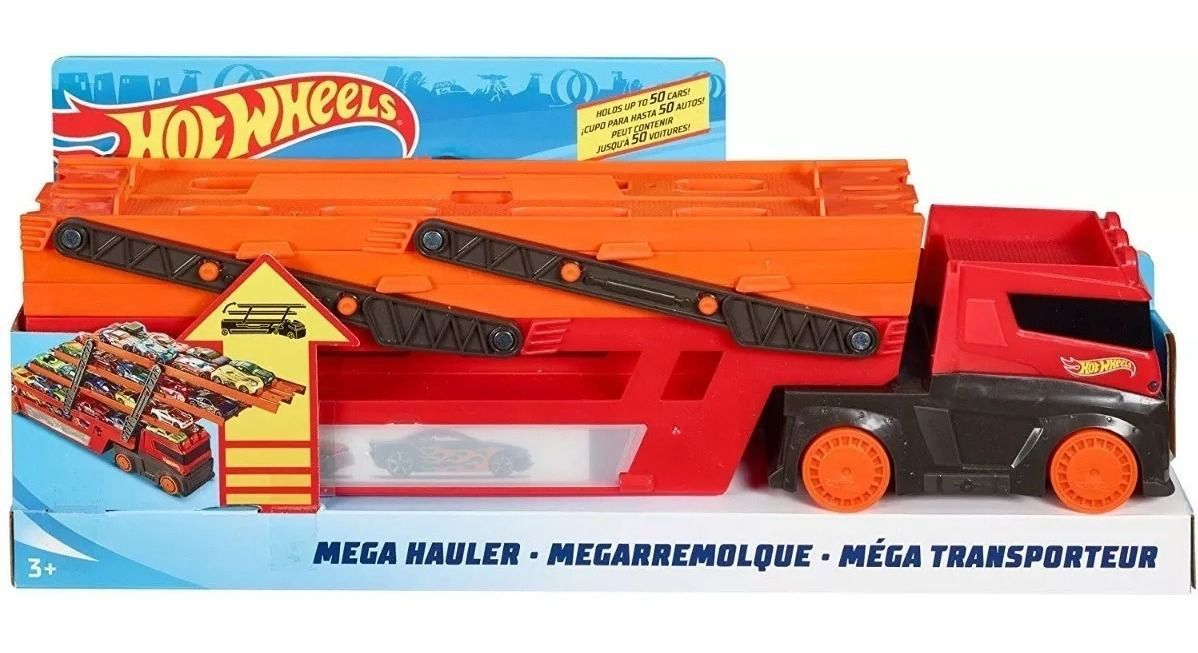 Hot Wheels - Mega Hauler - Mattel