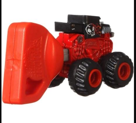 Hot Wheels - Mini Monster Truck série 3 - Mattel