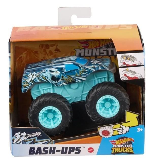 Hot Wheels Monster Truck Bash-ups Steer Clear Gpy49 - Mattel