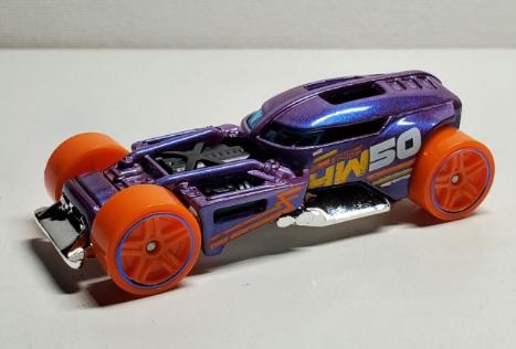 HOt Wheels - pack 5 Track Builder Unlimited - Mattel