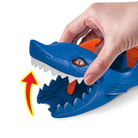 Hot Wheels - Shark Launcher - Mattel