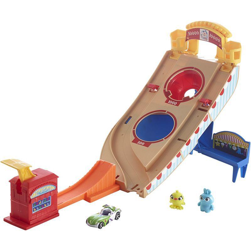 Hot Wheels Toy Story Buzz Lightyear Resgate de Carnaval-Mattel- GCP24