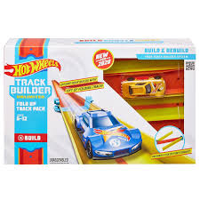 Hot Wheels Track Builder Pista Dobrável GLC91 - Mattel