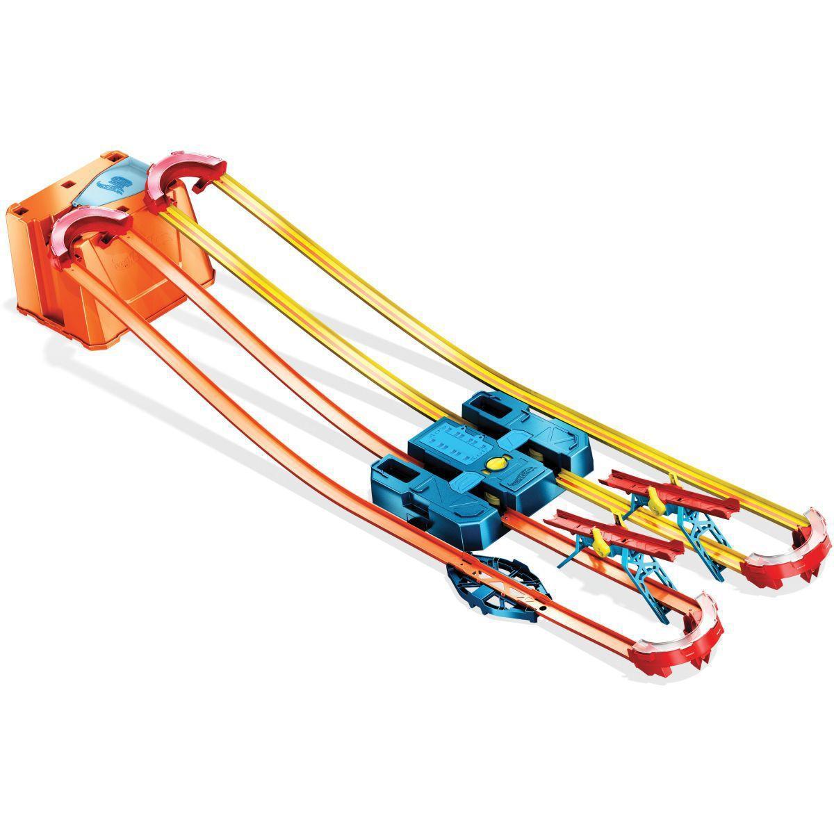 Hot Wheels Track builder - Power Boost Box - Mattel