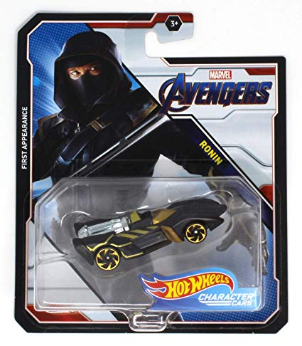 Hot Wheels Vingadores Ultimato- Ronin - Mattel - BDM71