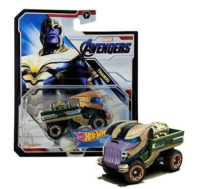 Hot Wheels Vingadores Ultimato- Thanos Mattel - BDM71
