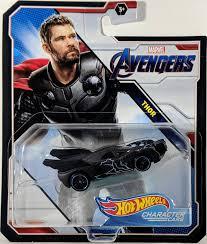 Hot Wheels Vingadores Ultimato- Thor -Mattel - BDM71