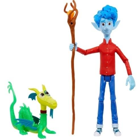 Ian Lightfoot Disney Pixar GNM61/GMM15 - Mattel