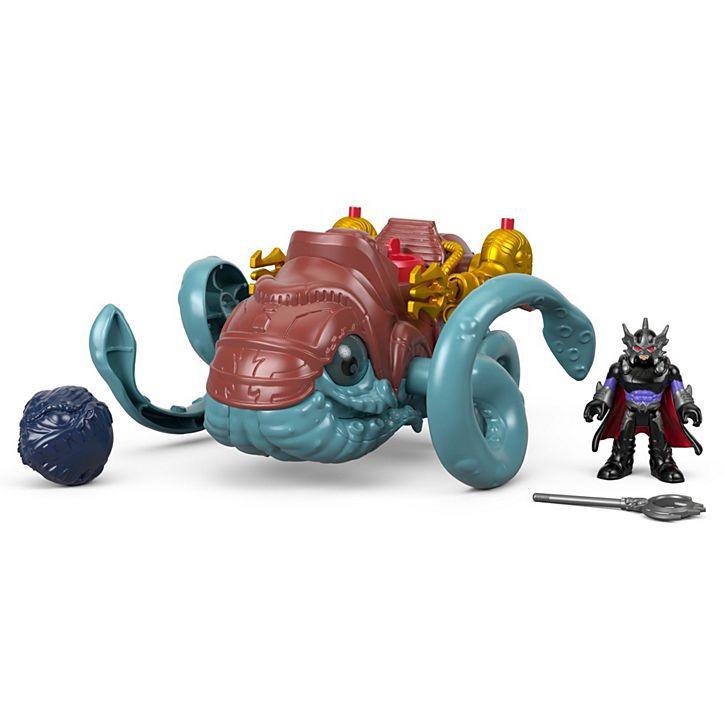 Imaginext Criatura Marinha e Mestre do Oceano- Fisher Price-FMX67