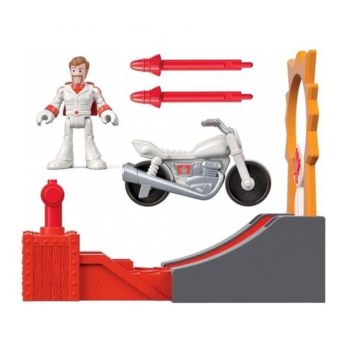 Imaginext Toy Story - Duke Caboom Manobra De Ação - Fisher Price