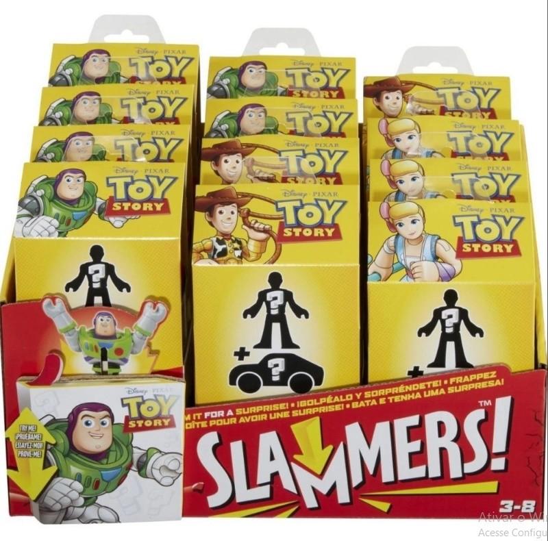 Imaginext Toy Story Slammers Sortido - GPJ22
