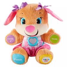 Irmã do Cachorrinho Smart Stages Fisher-Price - Mattel FVC81