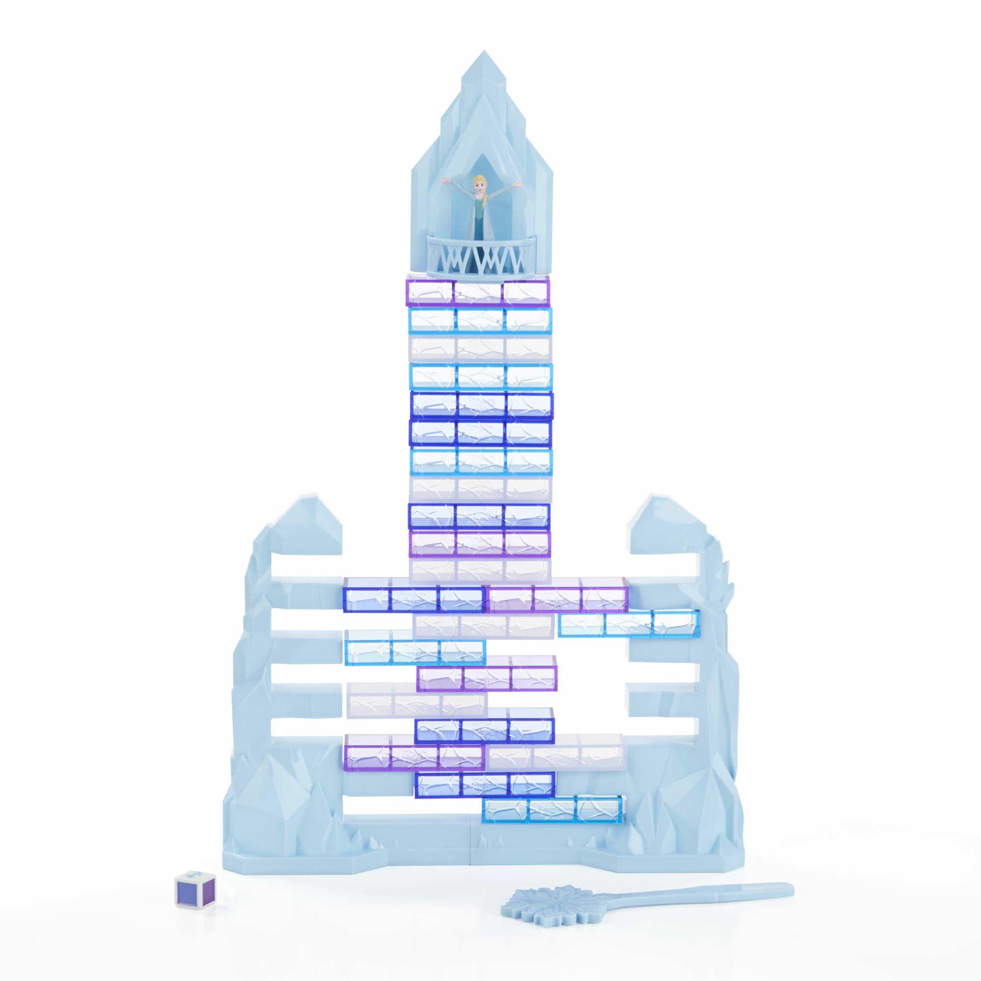 Jenga - Disney Frozen - Castelo da Elsa - Hasbro- B4503