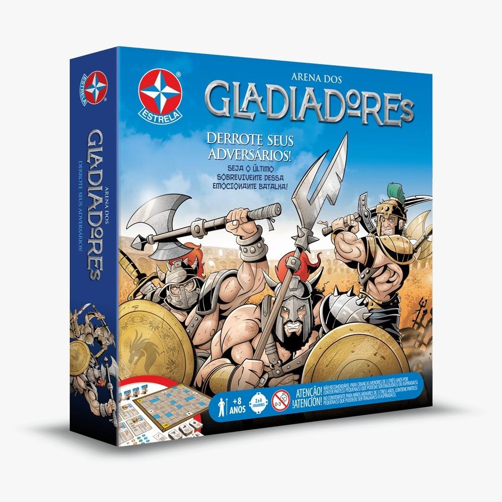Jogo Arena dos Gladiadores - Estrela