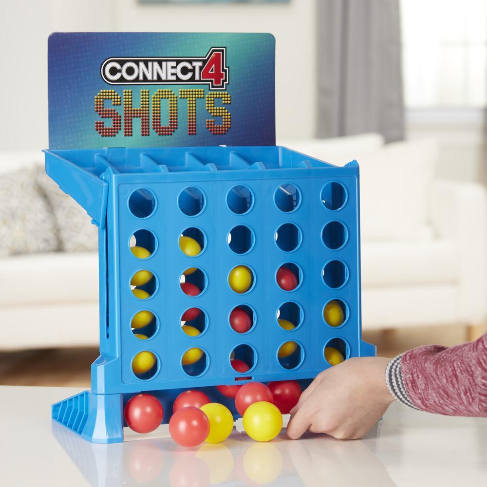 Jogo Connect 4 Shots - Hasbro