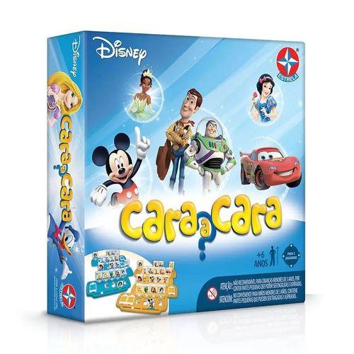 Jogo de Tabuleiro Cara a Cara Disney - Estrela