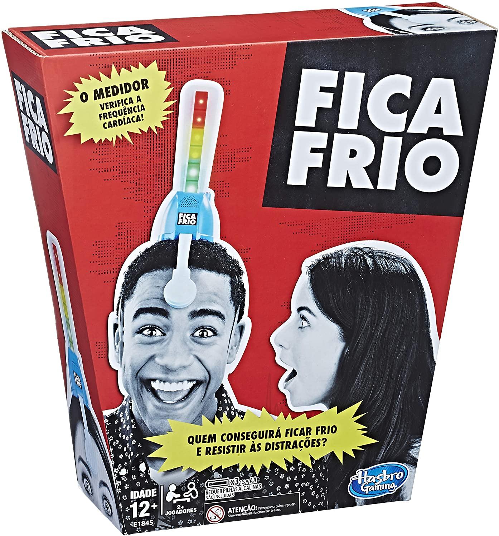 Jogo Hasbro Gaming Fica Frio - E1845 - Hasbro