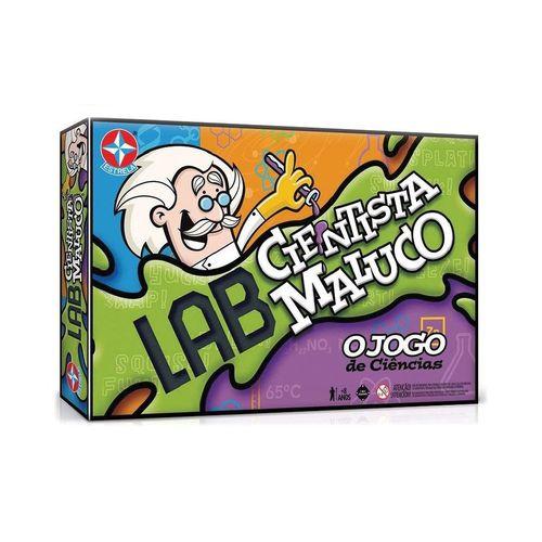 Jogo  Lab do Cientista Maluco - Estrela