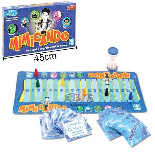 Jogo Mimicando - Nig