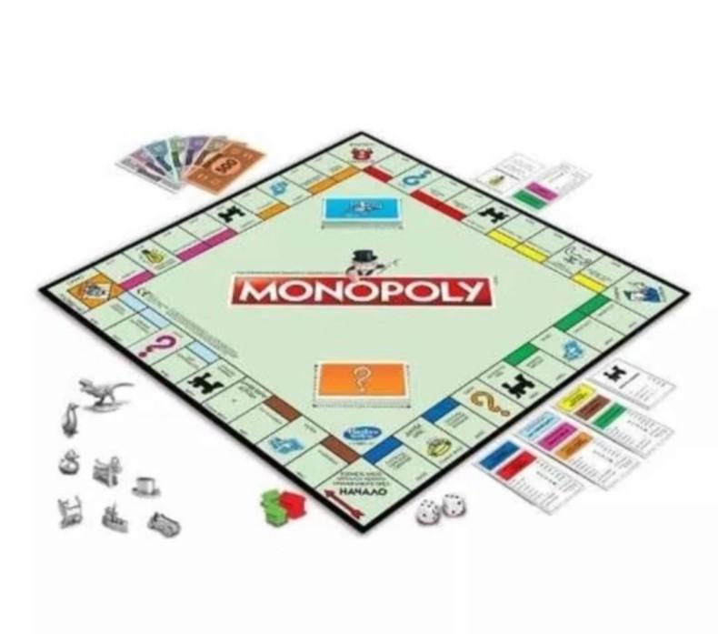 Jogo Monopoly Clássico Hasbro