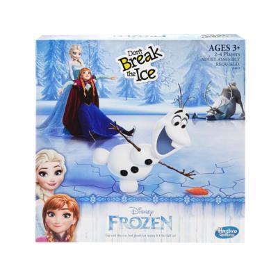 Jogo Não Quebre o Gelo - Frozen- Hasbro- B4643
