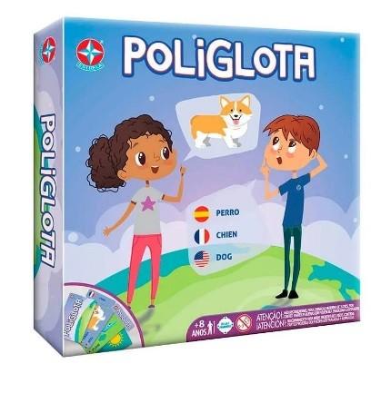 Jogo Poliglota - Estrela
