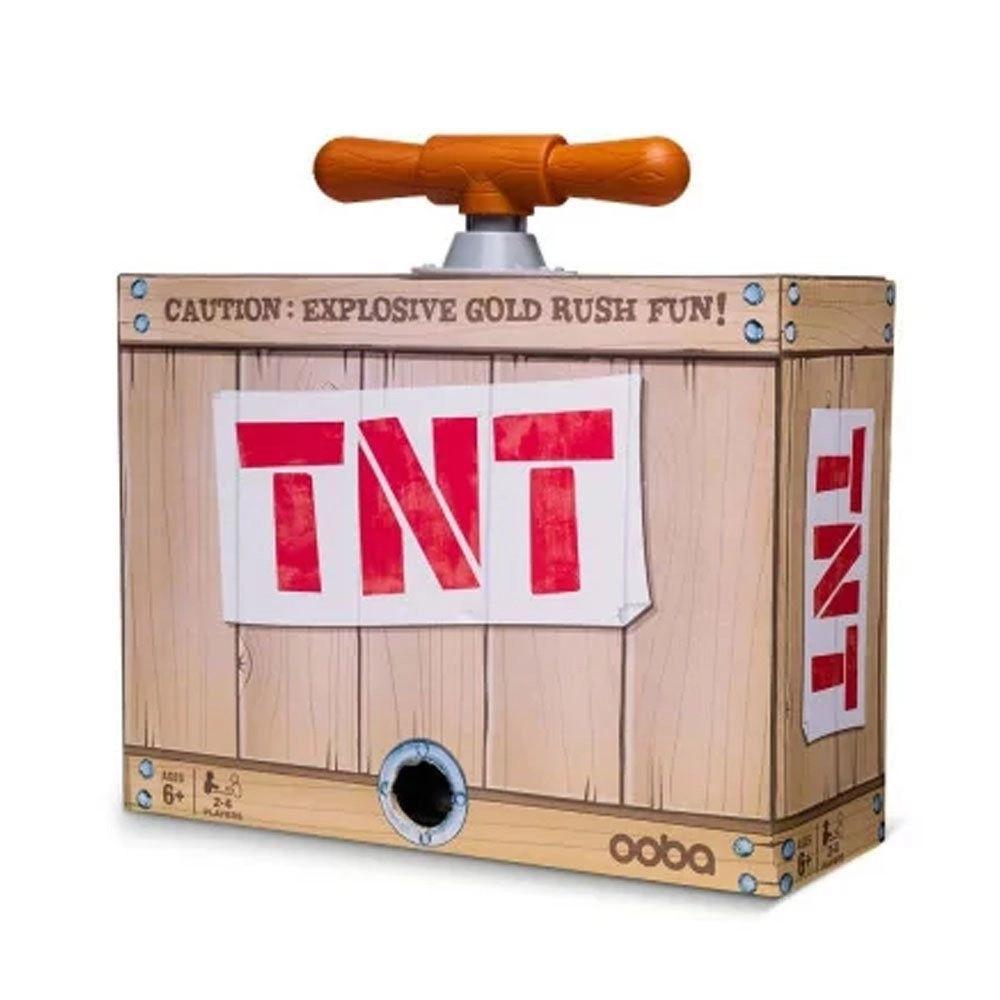 Jogo TNT com Acessórios Indicado para +6 Anos Multikids - BR154
