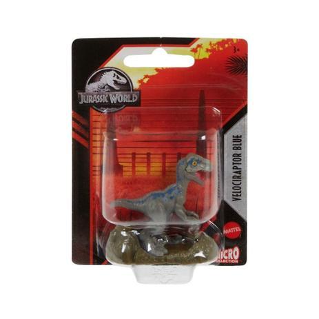 Jurassic Word - Micro Collection Sortido - Mattel