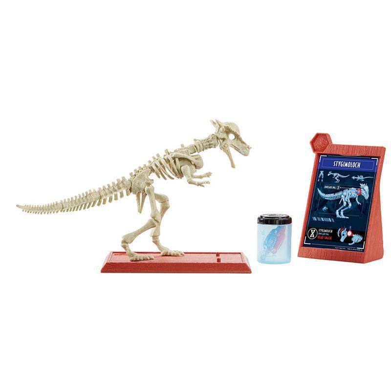 Jurassic World Esqueleto  Stygimoloch - Mattel - FTF03