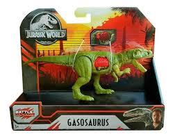 JW Gasosaurus Battle damage Mattel