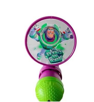 Karaokê  Disney  Toy Story  Buzz Lightyear  Toyng 34583