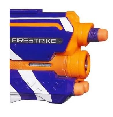 Lança Dardos Nerf Strike Elite Firestrike